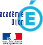 logo simple academie dijon
