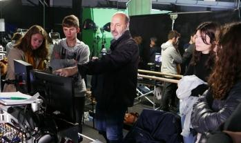 Rencontre avec Cédric Klapisch, réalisateur, et visite du plateau de tournage