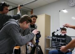 Atelier de critique vidéo.