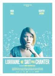AFFICHE LORRAINE NE SAIT PAS CHANTER